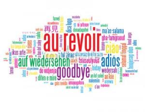 Adiós en todas las lenguas