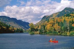 Patrimonio natural de la provincia de Quebec