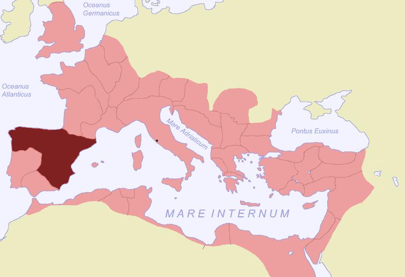 Origen de Cataluña: Hispana Tarraconensis