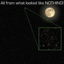 pequeña parte del Universo