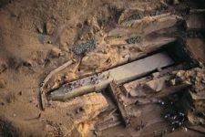 El obelisco inacabado