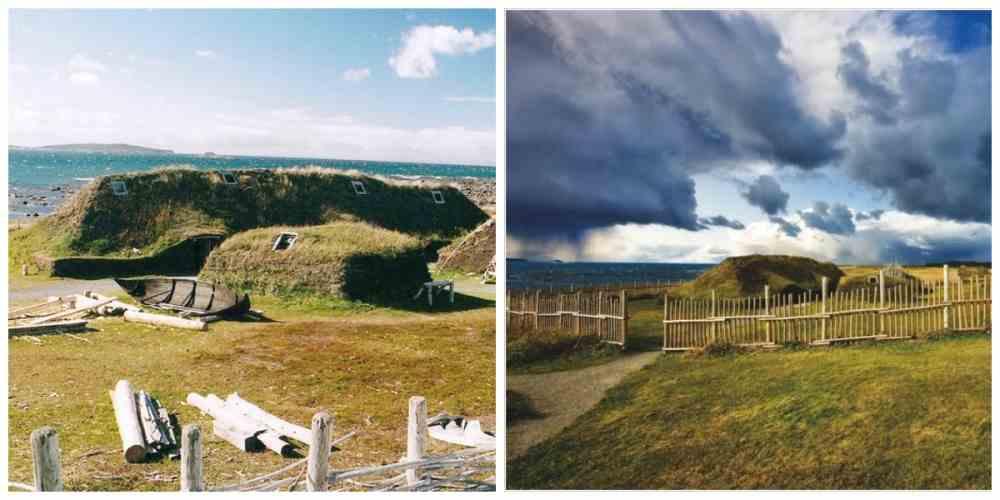 L'Anse aux Meadows, Canadá
