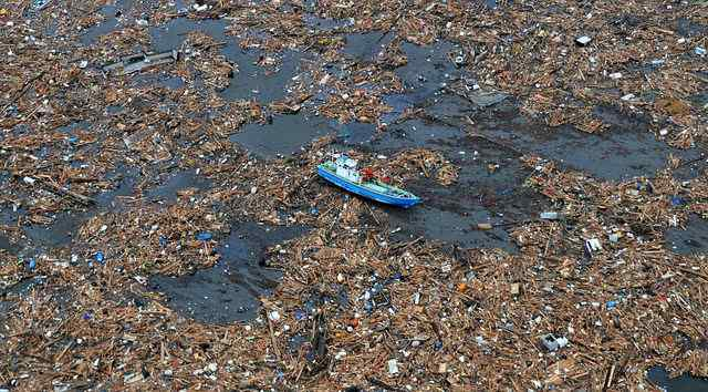 El Gran Parche De Basura Del Pacífico – La Isla De Basura