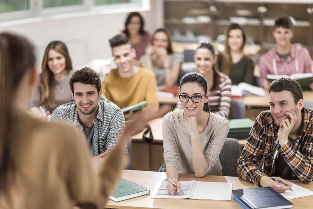 Large group of happy students having a class. [url=http://www.istockphoto.com/search/lightbox/9786738][img]http://dl.dropbox.com/u/40117171/group.jpg[/img][/url]