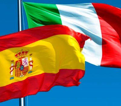 Español e italiano