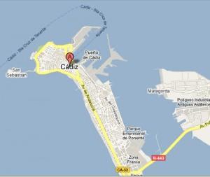 Cadiz-Google-Map